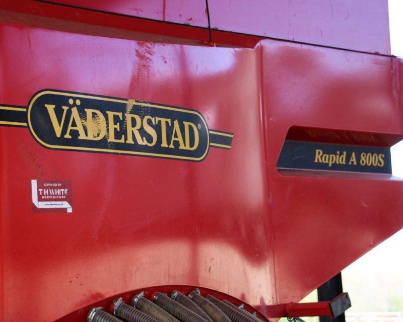 Vaderstad Rapid 800s