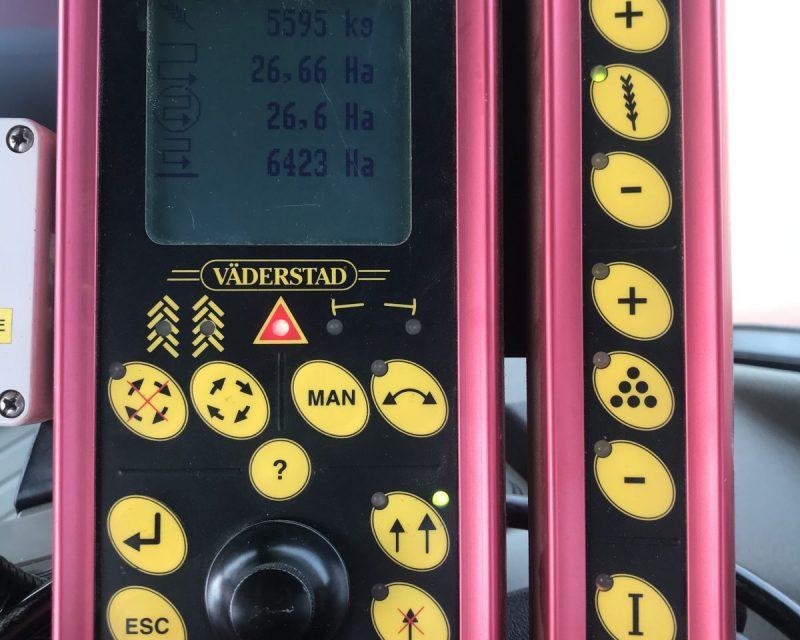 Vaderstad Rapid RDA 400S & Rapid lift