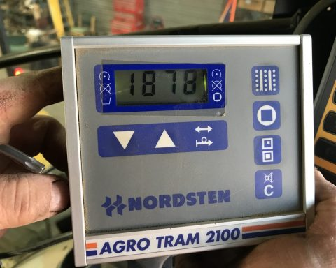 Kongskilde Nordsten NS 1502 & NK31