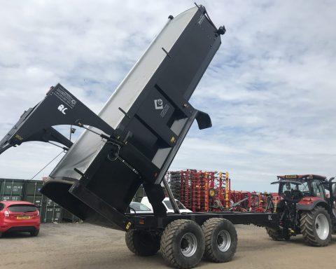 Larrington harvester 16 tonnes