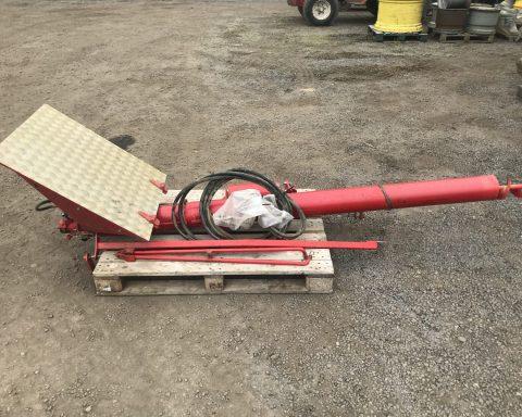Vaderstad drill filling auger kit.
