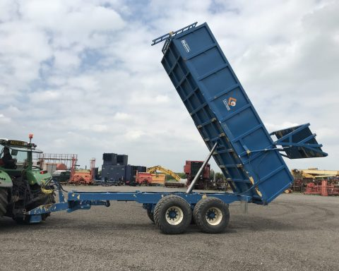 Larrington Majestic 15,5 tonnes