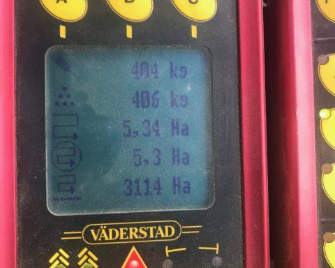 Vaderstad Seed Hawk 600c combi