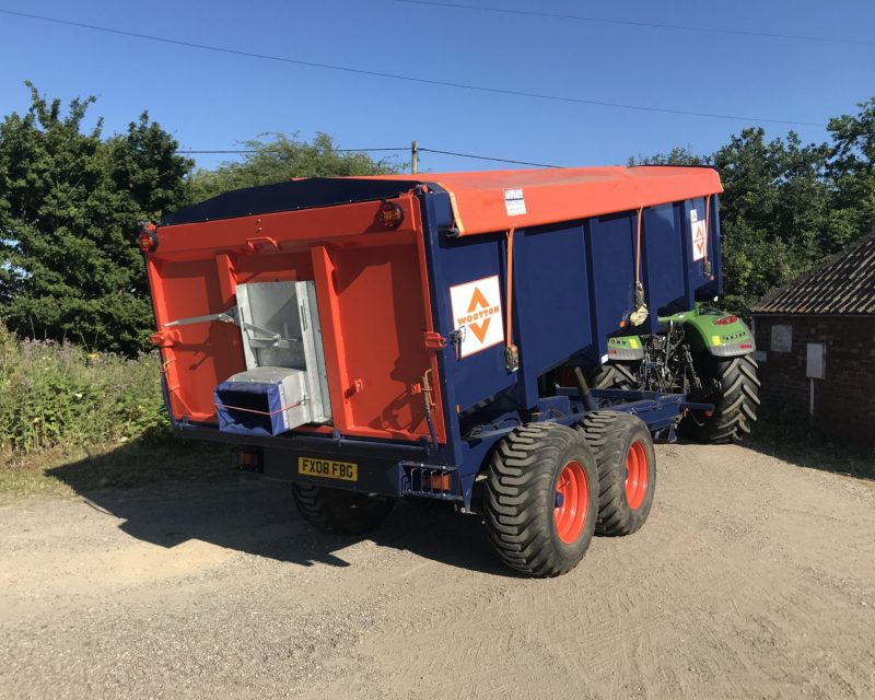 Wootton 14 tonnes