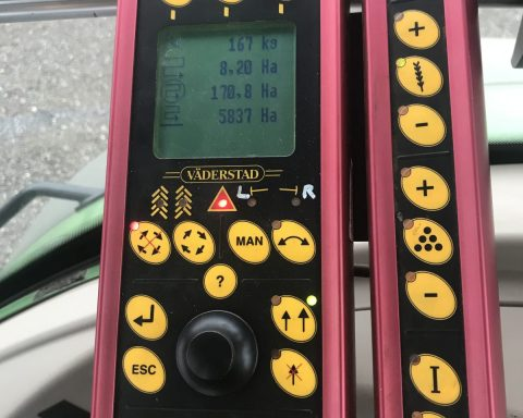 Vaderstad Rapid RDA 400S