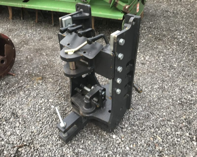 Case iH piton hitch KIT for MX135