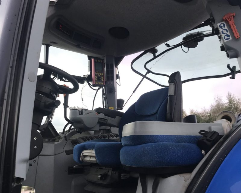 New Holland T6090 Power Command 40km'h Eco.
