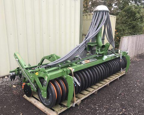 Amazone 4m seeding unit