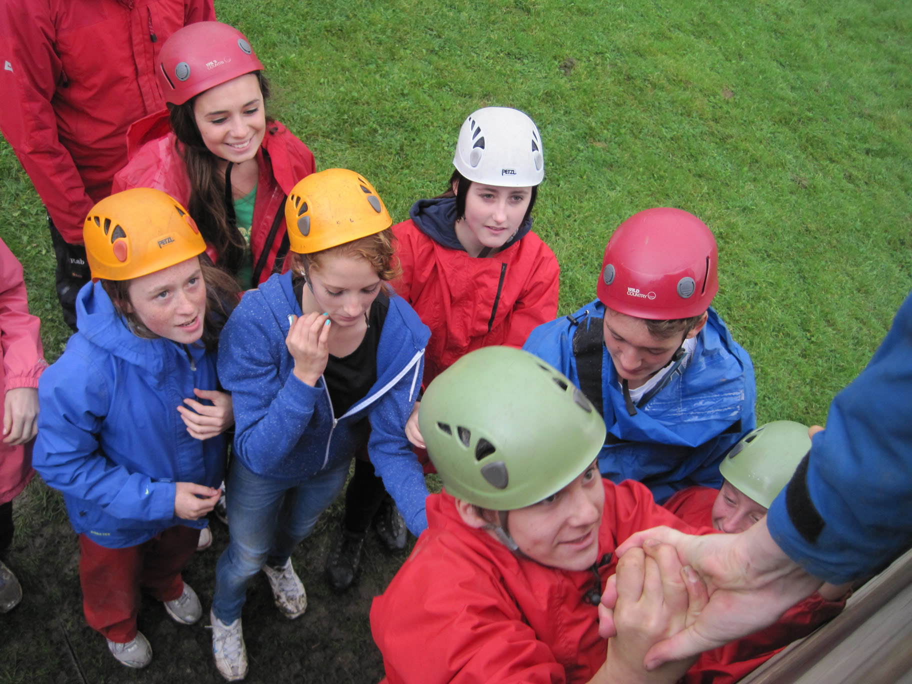 Group 4 Outdoor Pursuits 2013 065