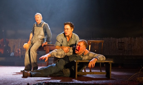 Of Mice and Men West Yorkshire Playhouse