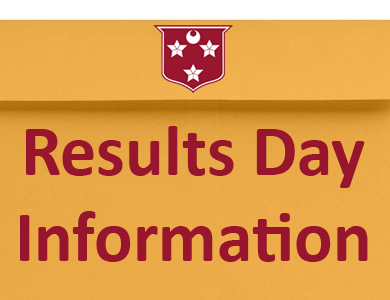 Results Day Info