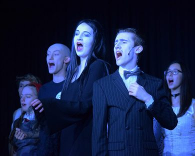 The Addams Family – A Ghoulishly Good Night Out!