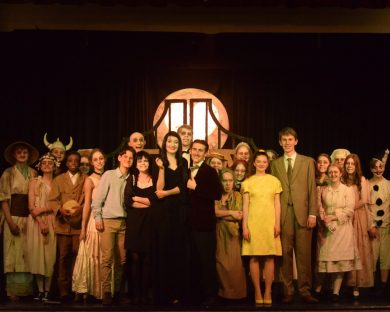 THE ADDAMS FAMILY – LAST TANGO IN CAISTOR!