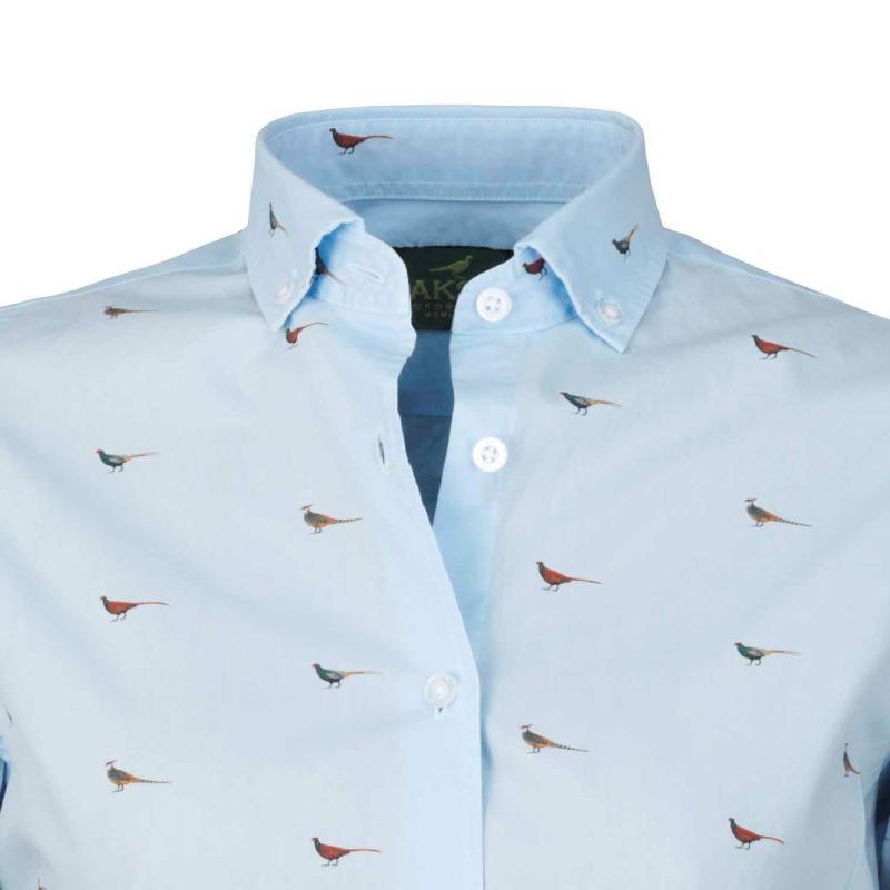 Laksen High & Wide Hen – Light Blue