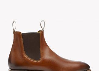 RM Williams Chinchilla Boot – Cognac