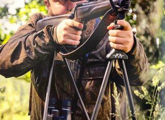 Blaser Carbon Fibre Shooting Stick