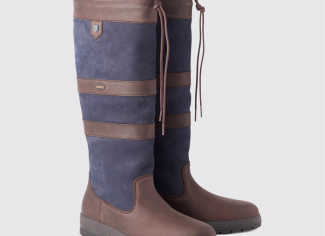 Dubarry Galway Country Boot – Navy – Regular Fit