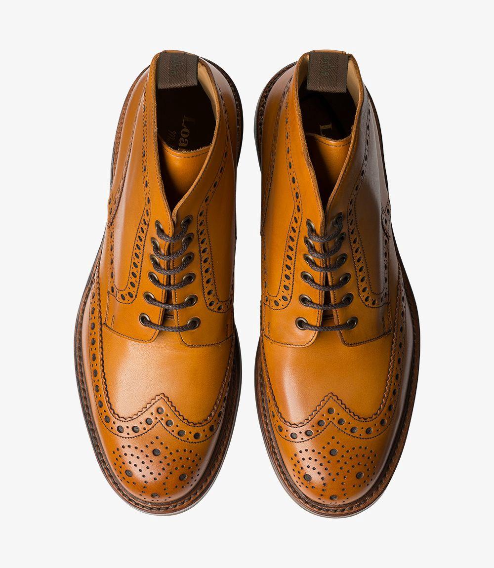 Loake Bedale Boot – Tan