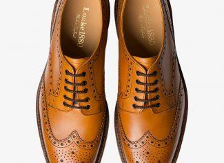 Loake Chester Shoe – Tan