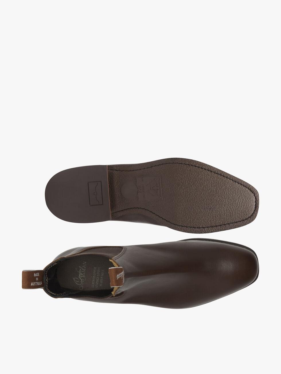 RM Williams Comfort Craftsman Boot – Rum