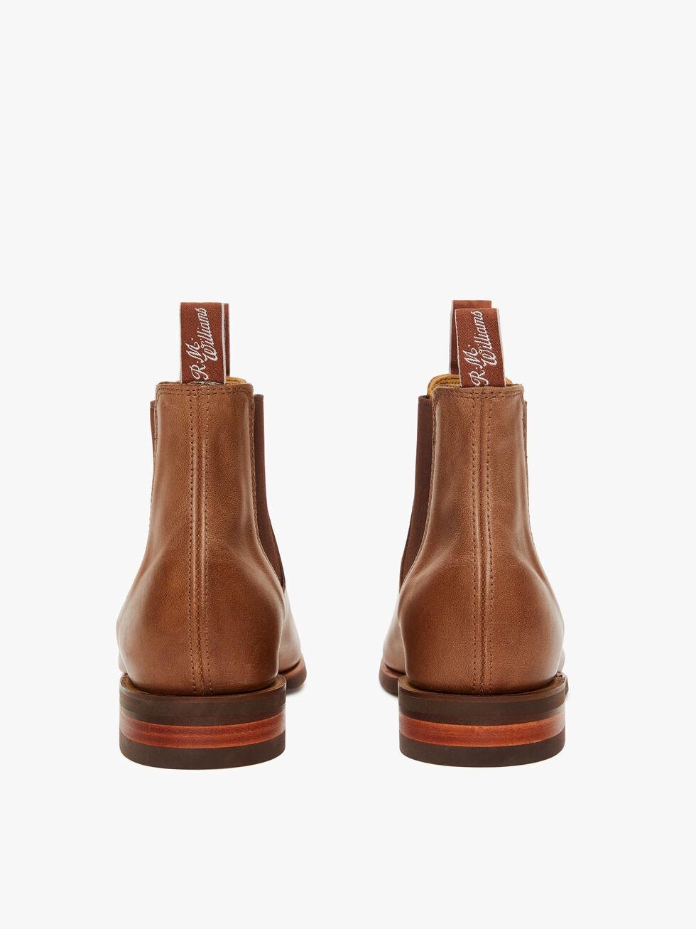 RM Williams Comfort Craftsman Boot – Nutmeg