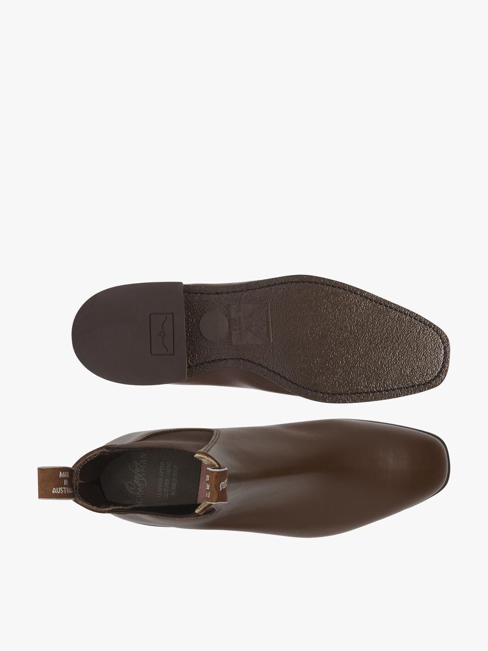 RM Williams Comfort Craftsman Boot – Dark Tan