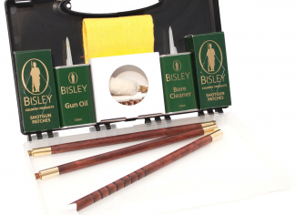 Bisley Boxed Presentation Cleaning Kit