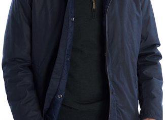 Barbour Buttermere Wax Jacket – Navy