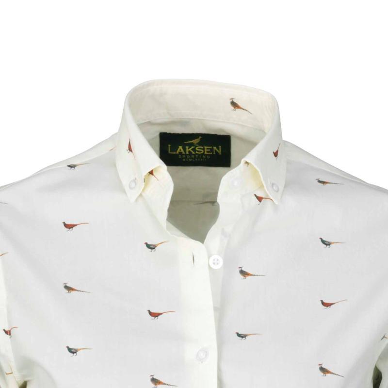 Laksen High & Wide Hen – Cream