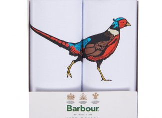 Barbour Animal Hankies – Pheasant
