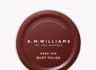 RM Williams Stockmans Boot Polish – Various Colours