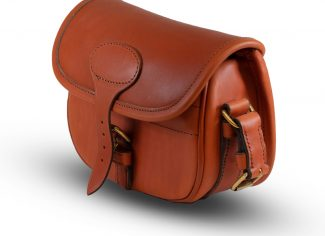 Best Leather Cartridge Bag (75) – Tan