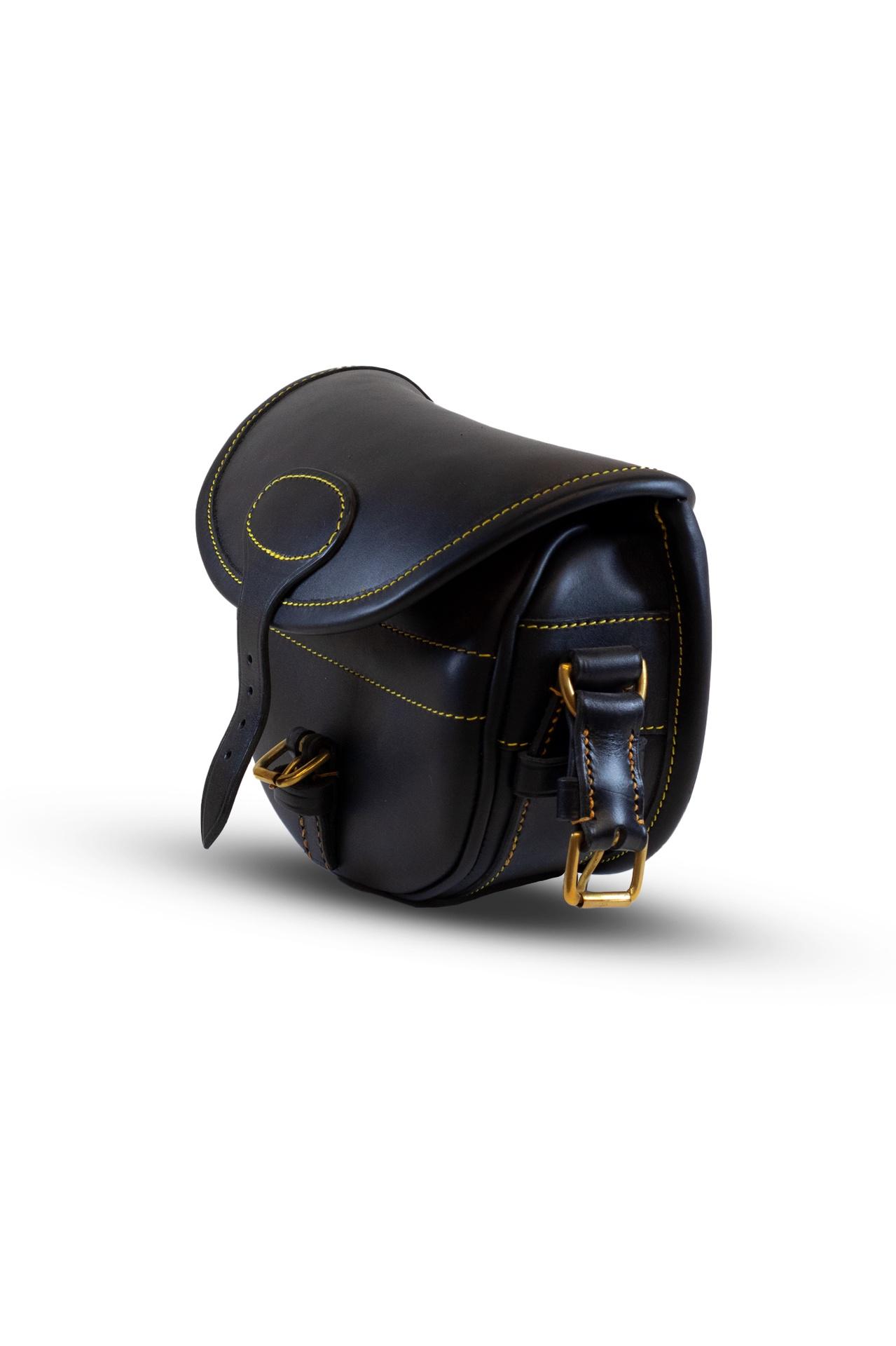 Best Leather Cartridge Bag (75) – Black