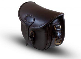 Best Leather Cartridge Bag (100) – Dark Brown
