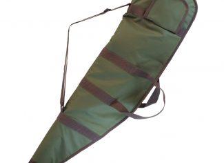 Raytex Rifle Slip – Green with Brown Trim