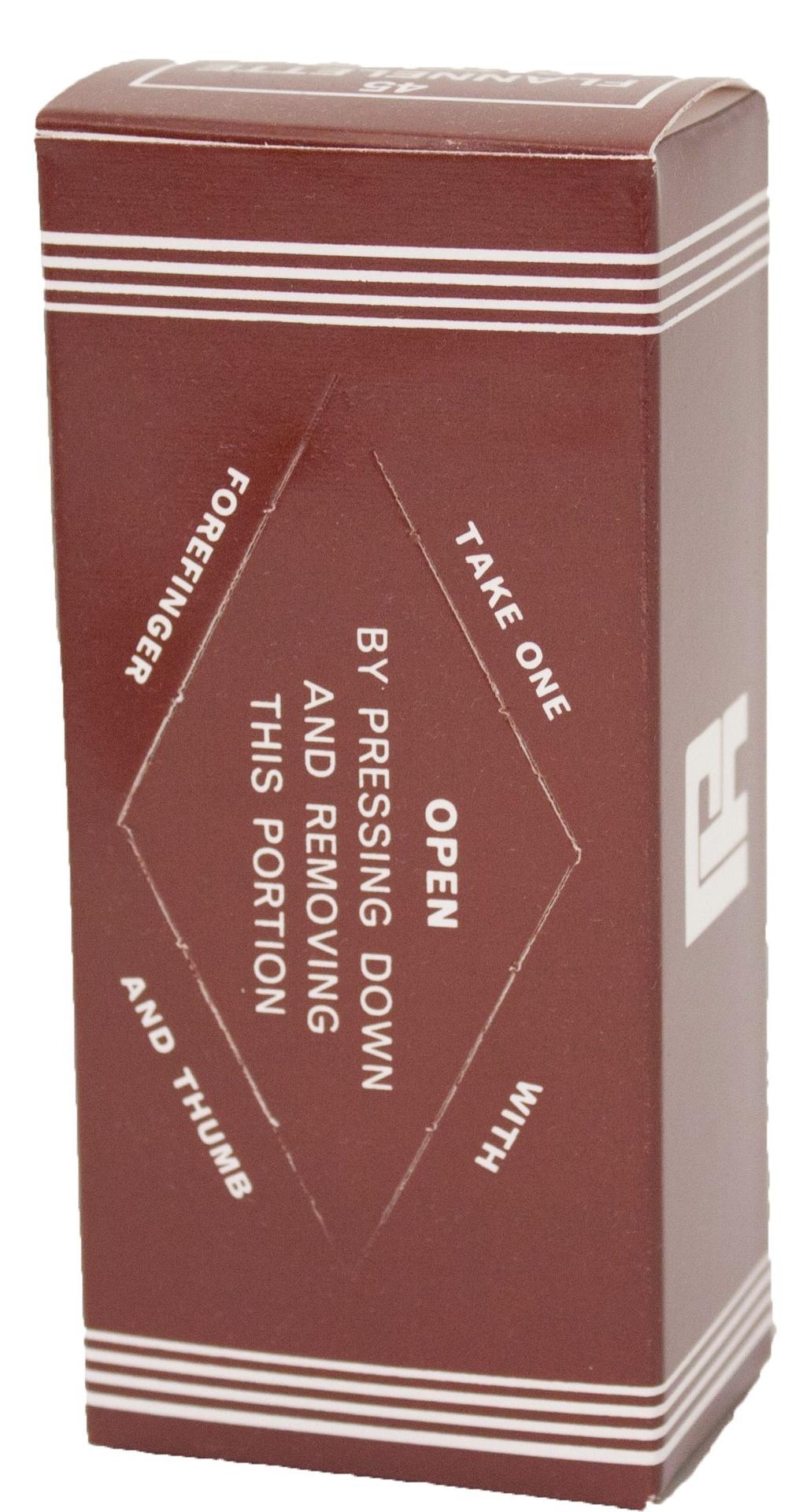 Parker Hale Flannelette Barrel Patches – .30 List No. F.3. (50x108mm)