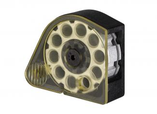 Air Arms Spare Multi-shot Magazine – Yellow