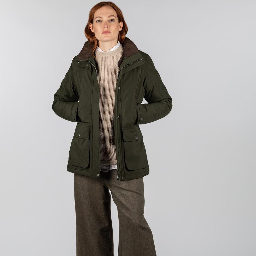Schoffel Rockingham II Coat – Forest