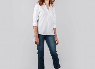 Schoffel Mill Bay Shirt – White