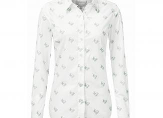 Schoffel Norfolk Shirt – Cedar Hare