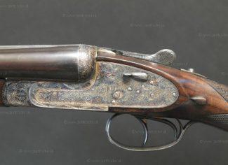 AYA 12 gauge #25 (Side lock)