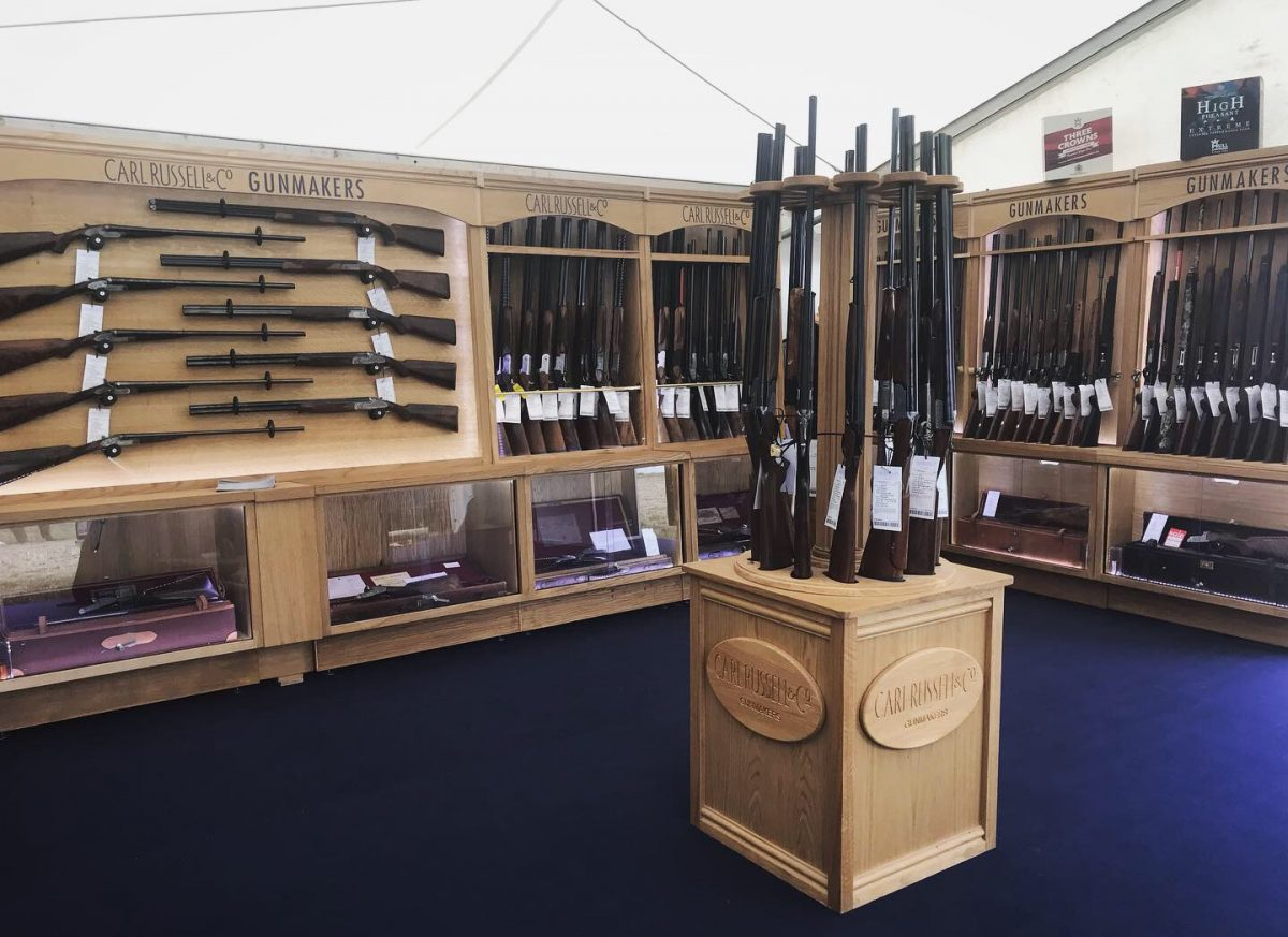 Game Fair and the Arrival of New A/W Stock
