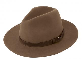 Schoffel Ladies Willow Fedora Hat – Espresso