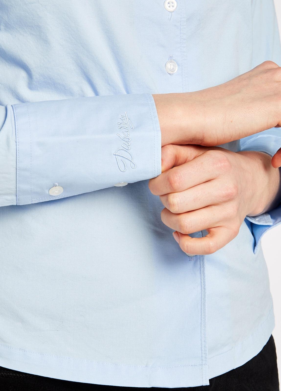 Dubarry Snowdrop Shirt – Pale Blue