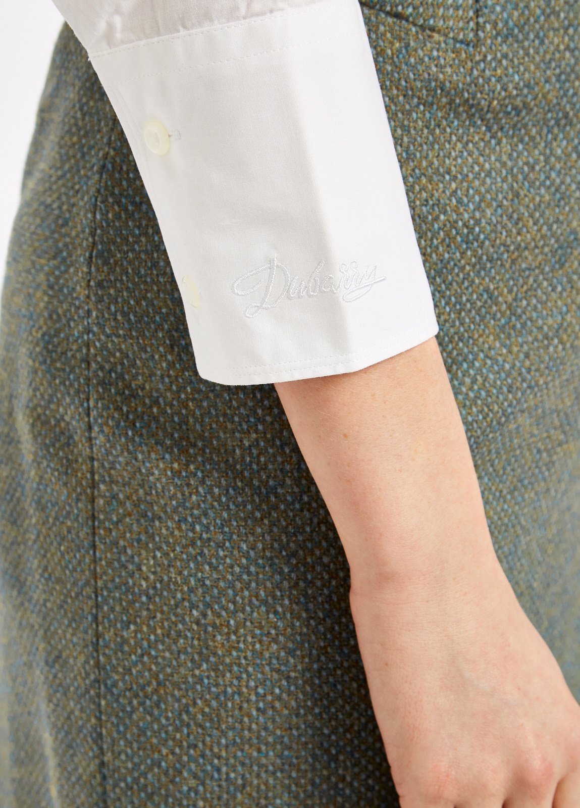 Dubarry Snowdrop Shirt – White