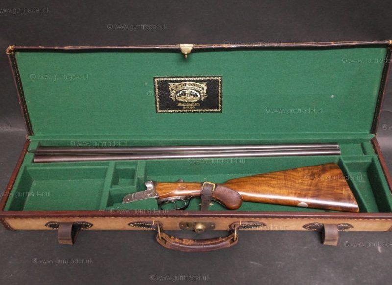 Scott, W. C. 20 gauge Best Boxlock