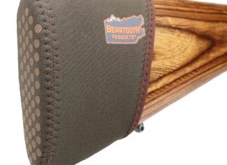Beartooth Recoil Pad Kit 2.0 – Brown