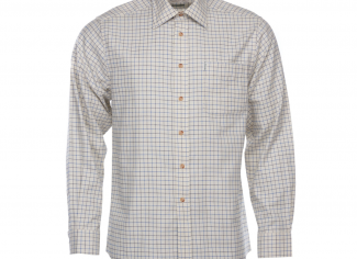 Barbour Field Tattersall CC Shirt – Navy