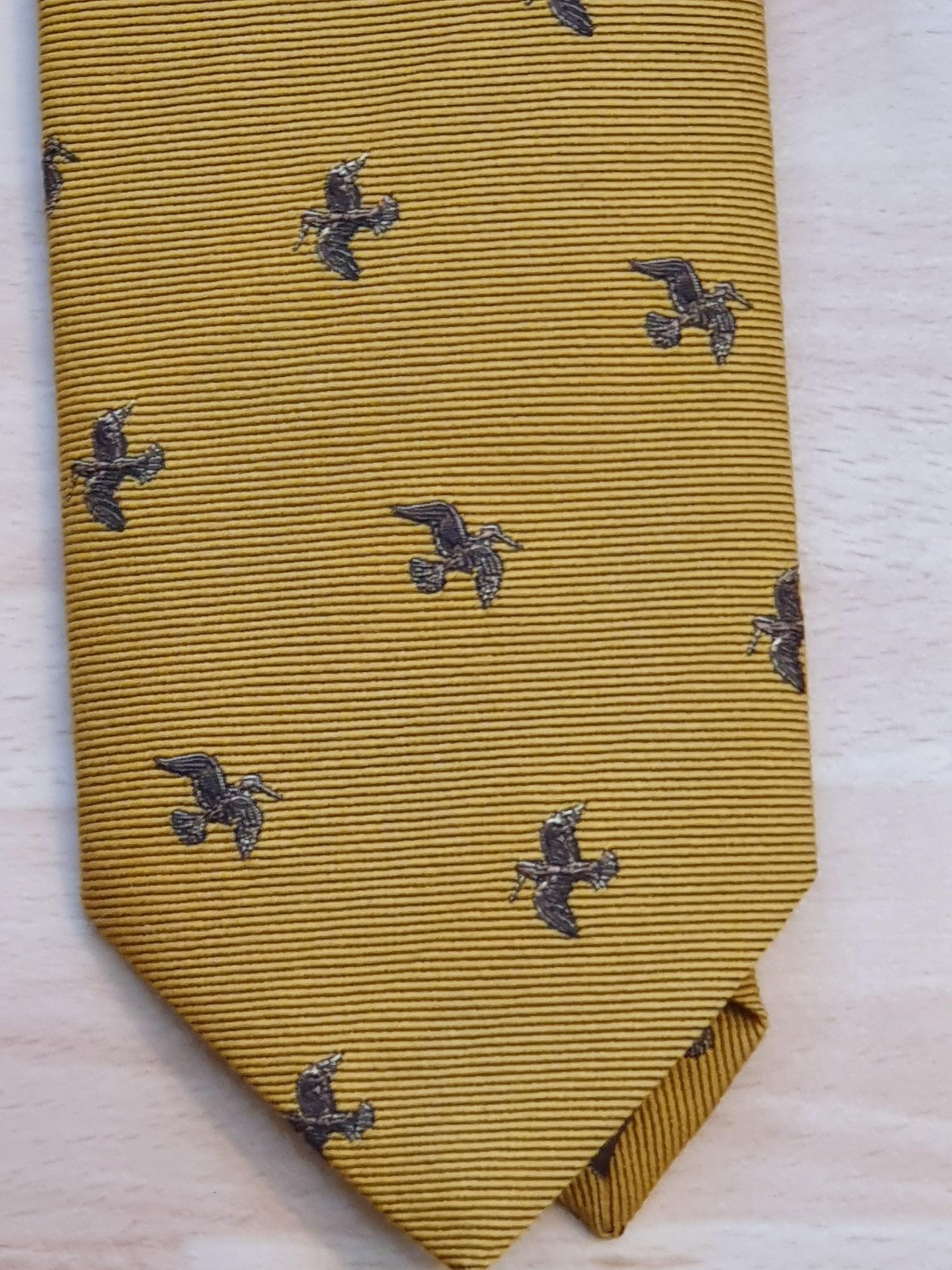 Fort & Stone Tie – Woodcock