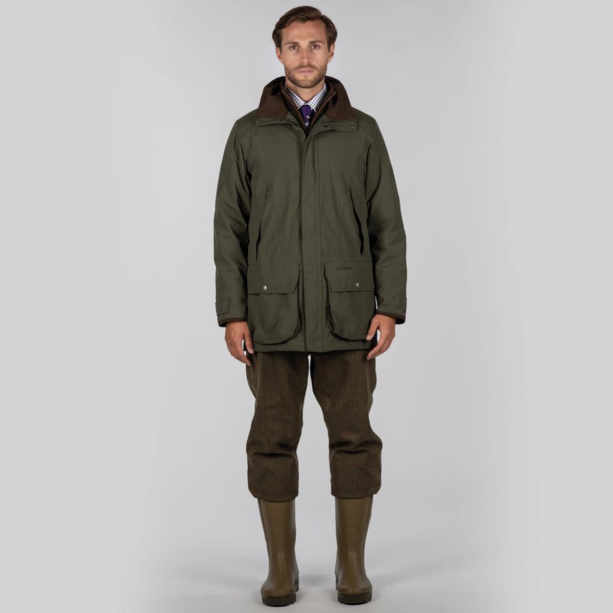 Schoffel Ptarmigan Ultralight II Coat – Forest